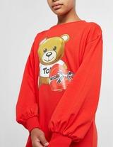 Moschino Box Toy Sweatshirt Dress