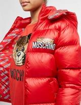 Moschino 3 Bear Padded Jacket