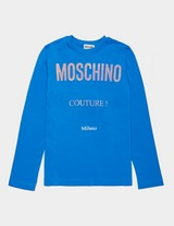 Moschino Iridescent Long Sleeve T-Shirt