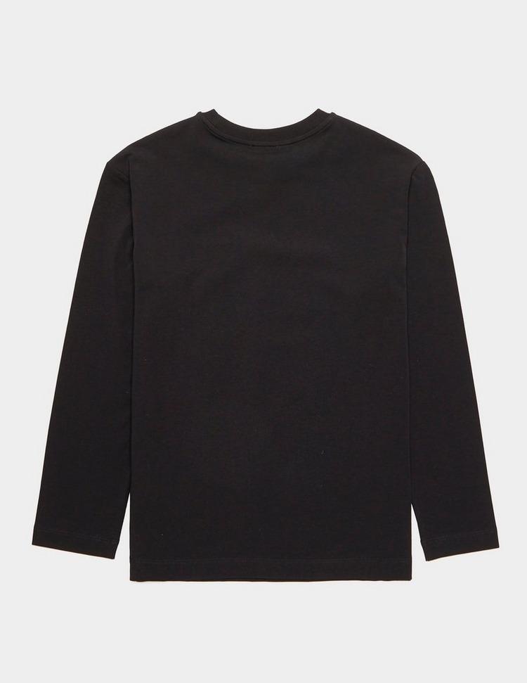Moschino Pocket Long Sleeve T-Shirt