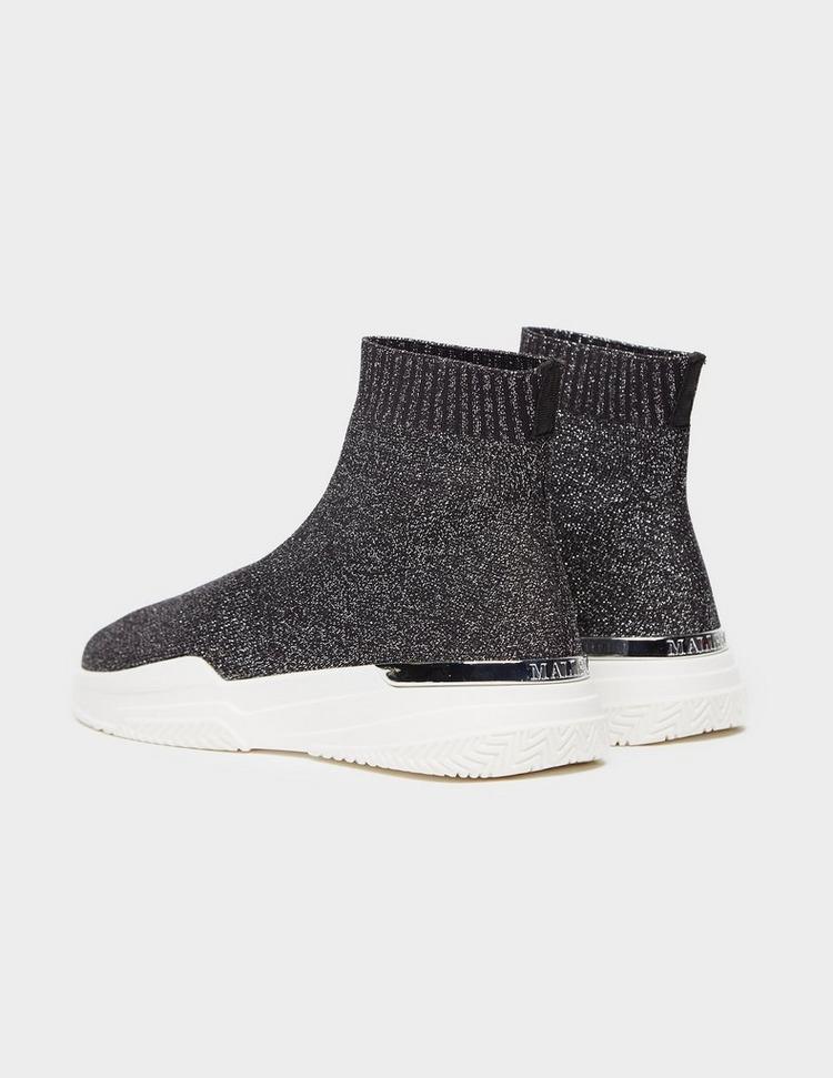 Mallet Sock Glitter Runners