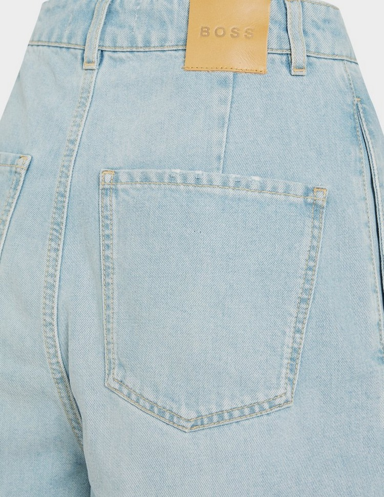 BOSS Denim Long Shorts