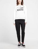 Love Moschino Raindrop Sweatshirt