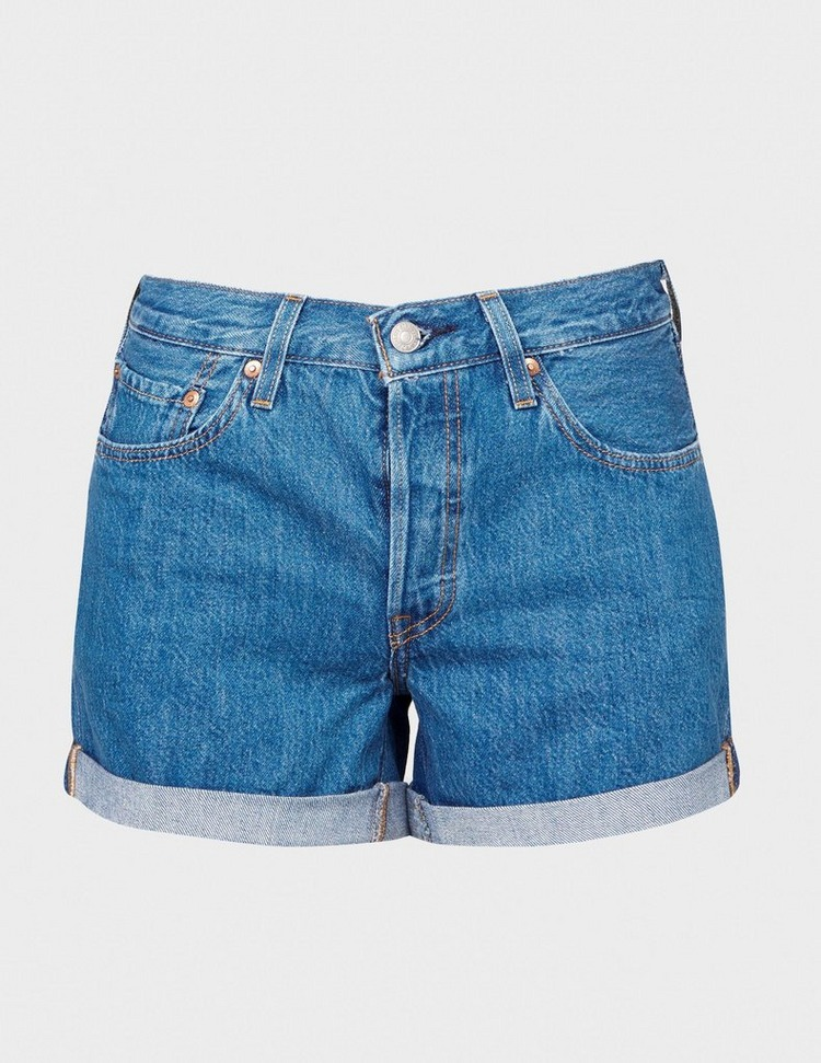 Levis 501 Roll Shorts