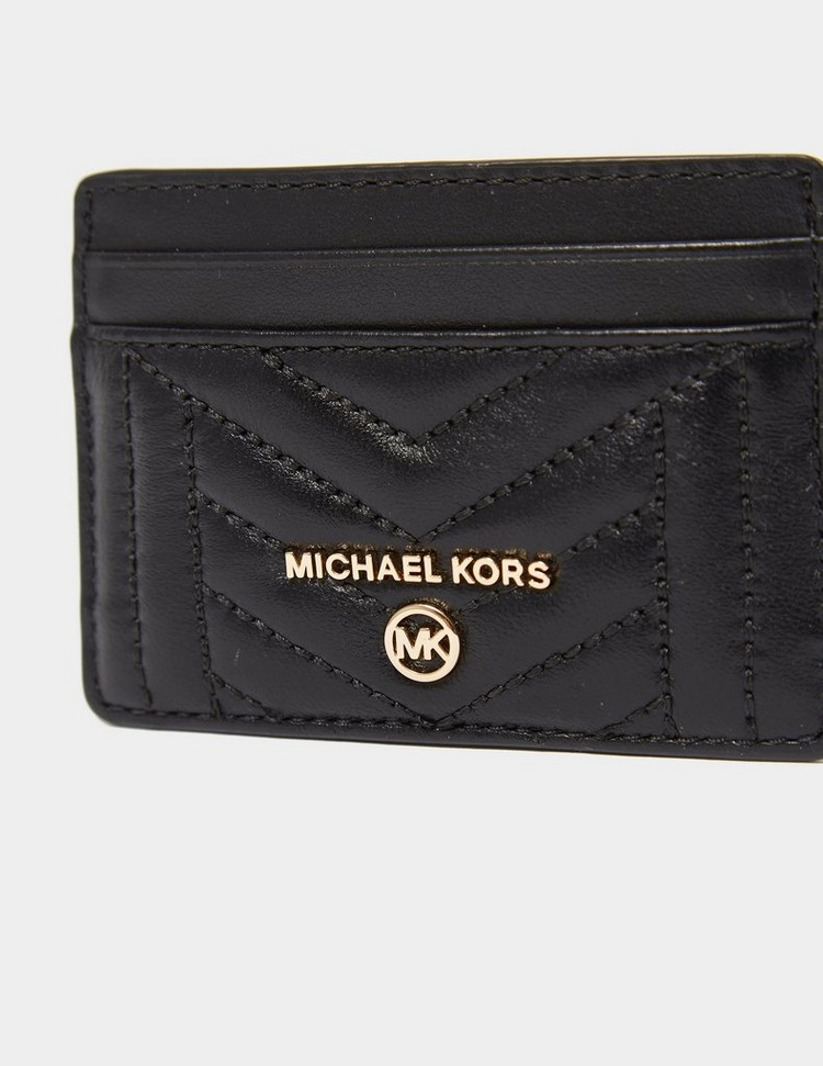 Michael Kors Quilted Card Holder