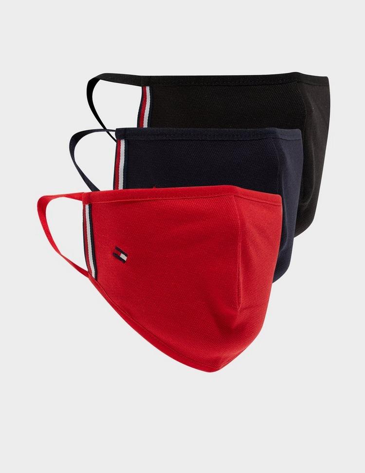Tommy Hilfiger 3-Pack Face Masks
