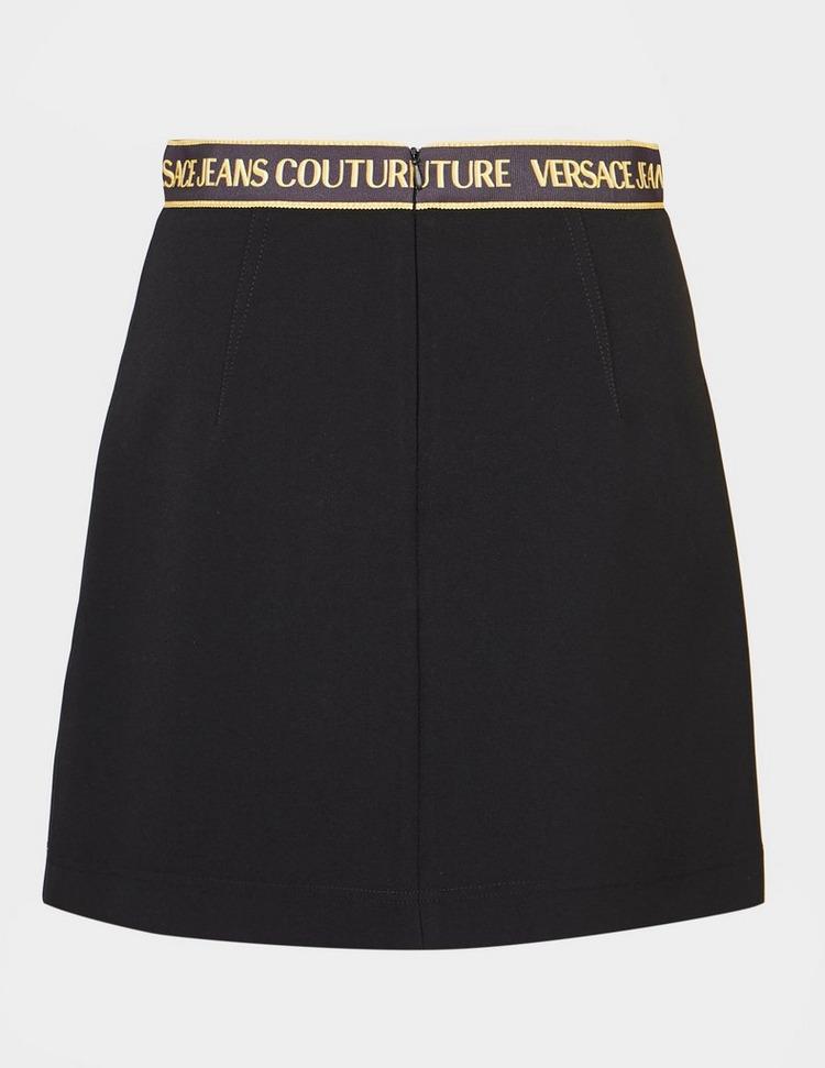 Versace Jeans Couture Logo Waist Skirt