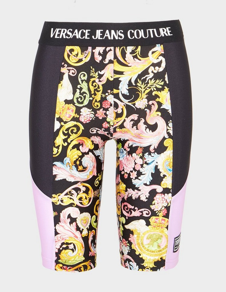 Versace Jeans Couture Baroque Cycling Shorts