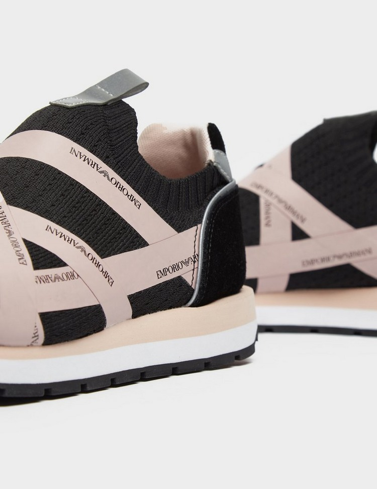 Emporio Armani Tape Low Sock Runners