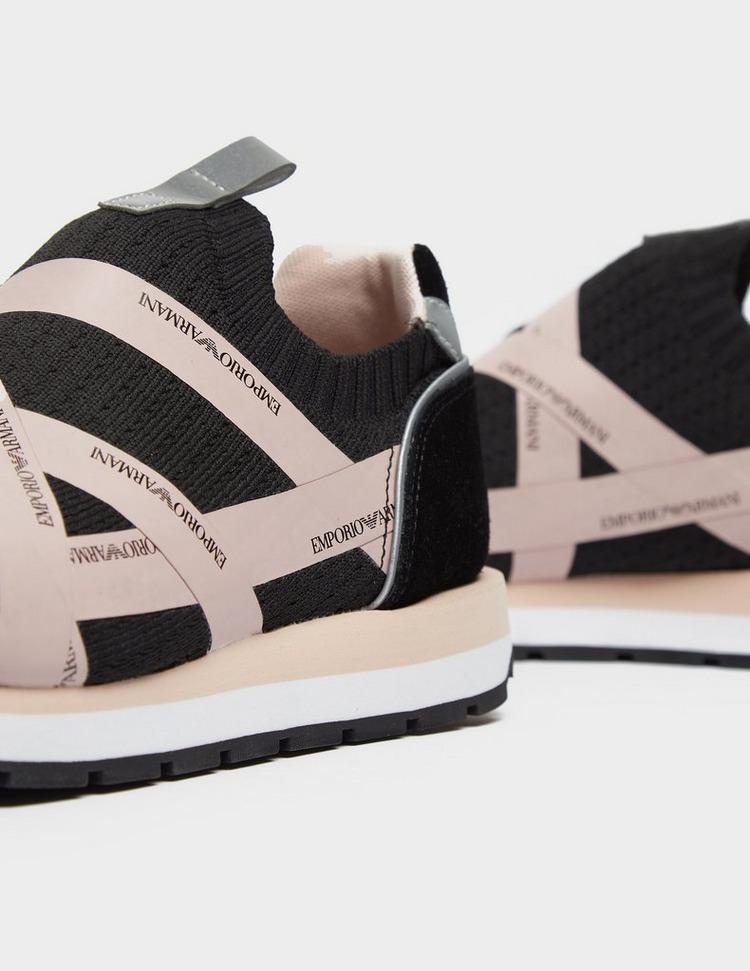 Emporio Armani Tape Low Sock Runners