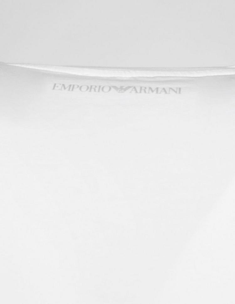 Emporio Armani Multi Sequin T-Shirt