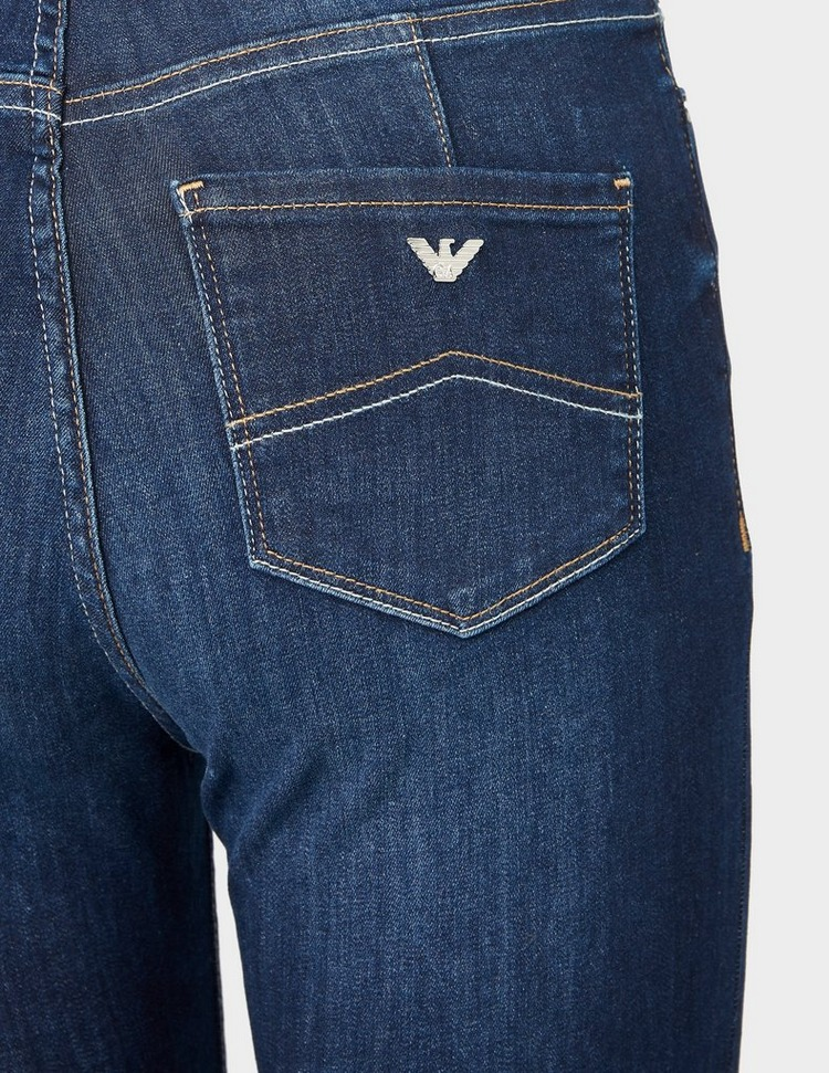 Emporio Armani J64 High Waisted Extreme Skinny Jeans