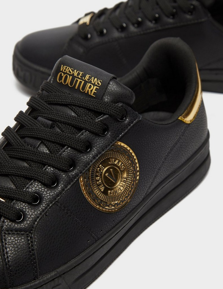 Versace Jeans Couture Disco Logo Tennis Trainers