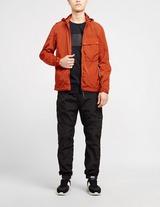 C.P. Company Chrome Hooded Zip Overshirt