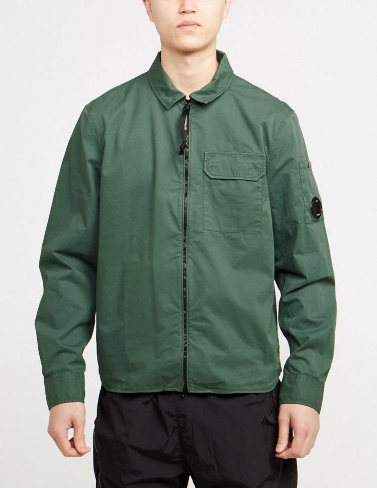 C.P. Company Gab Zip Overshirt