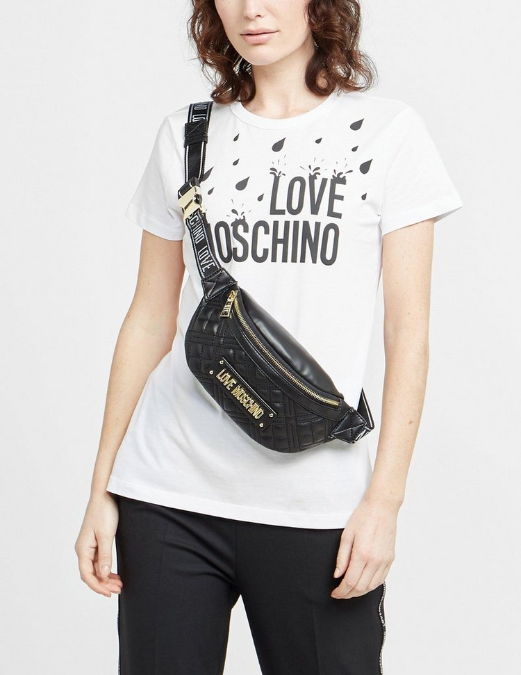 Love Moschino Soft Quilted Bumbag