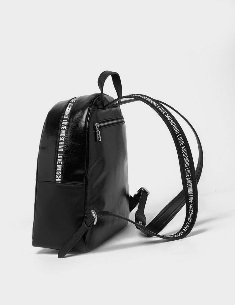 Love Moschino Tab Backpack