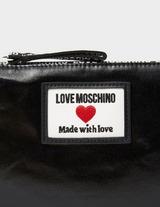 Love Moschino Tab Chain Pouch