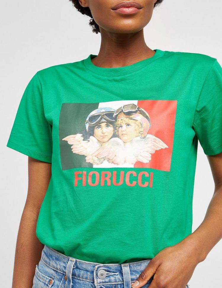 Fiorucci Racing Angel T-Shirt