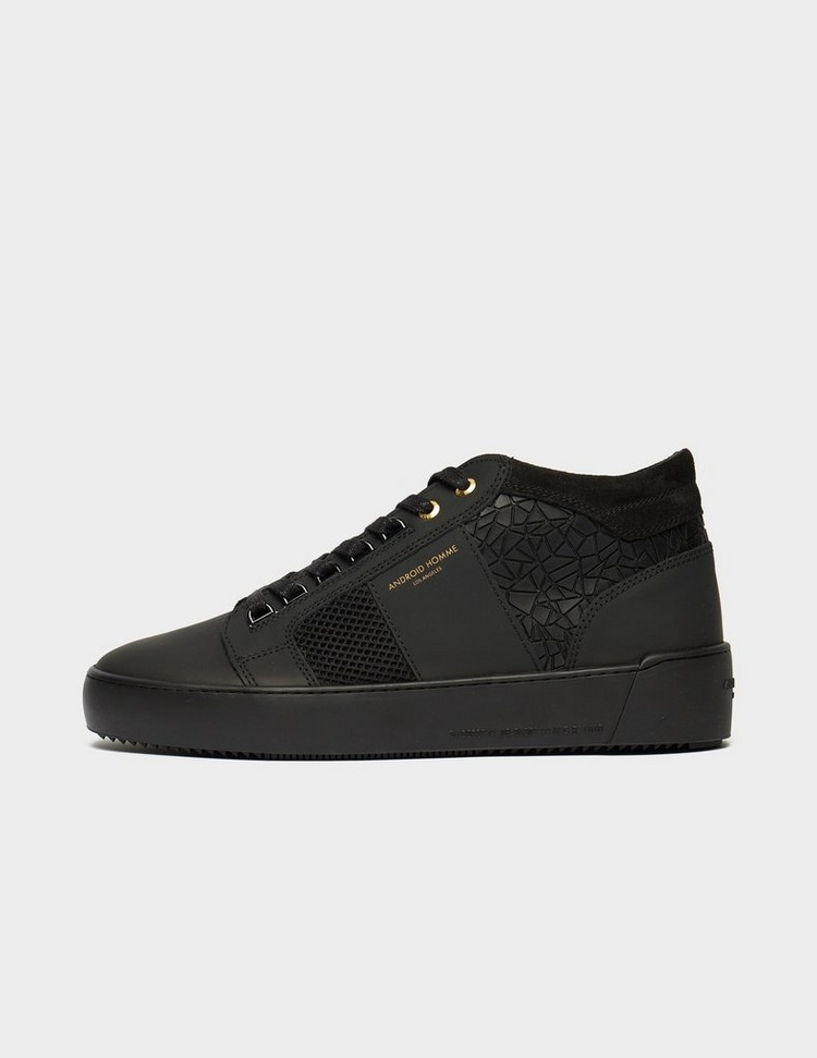 Android Homme Propulsion Mid Mosaic Trainers