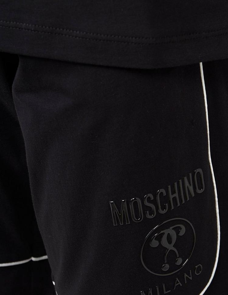 Moschino Milano T-Shirt and Shorts Set