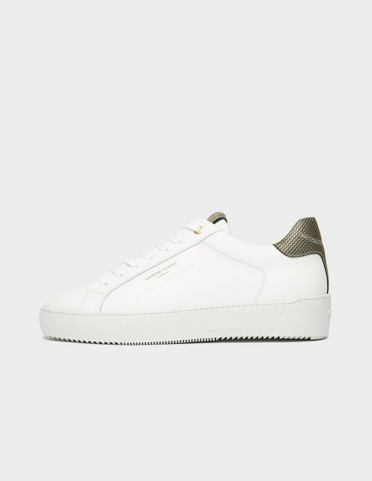 Android Homme Zuma 2.0 Leather Trainers
