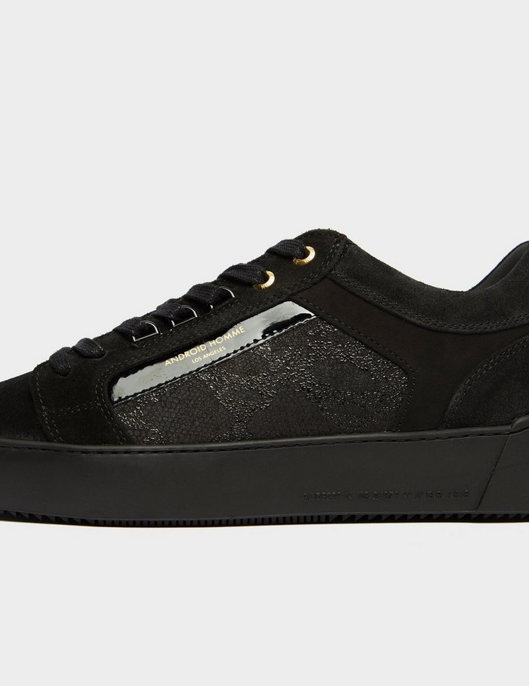 Android Homme Venice Python Matte Trainers - Exclusive