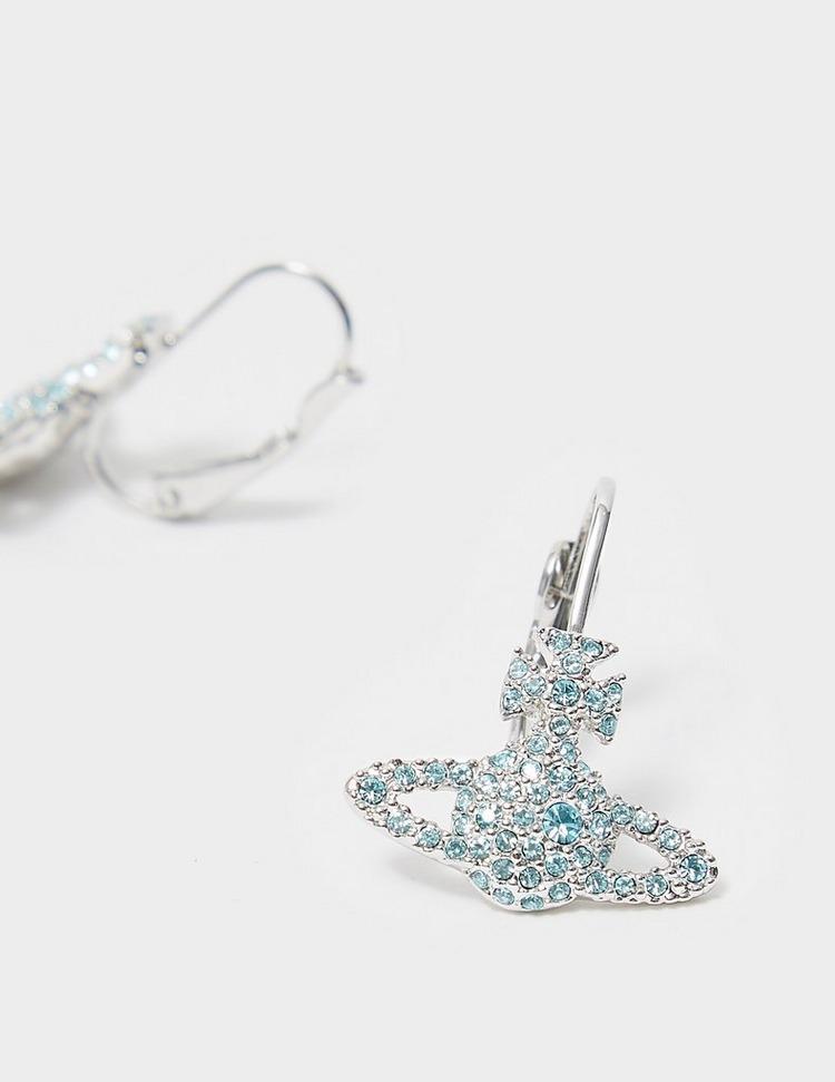 Vivienne Westwood Grace Brass Earrings