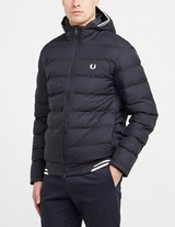 Fred Perry Hooded Insulated Jacket