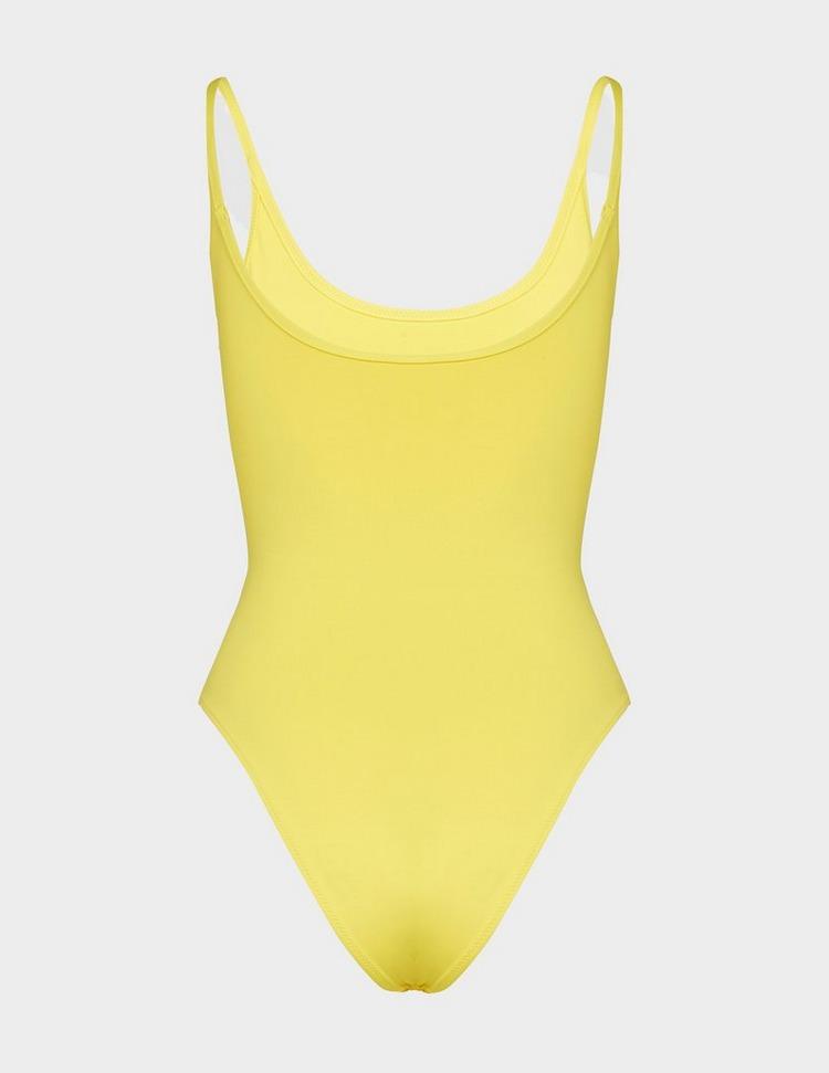 Calvin Klein Swim Monogram Swimming Costume