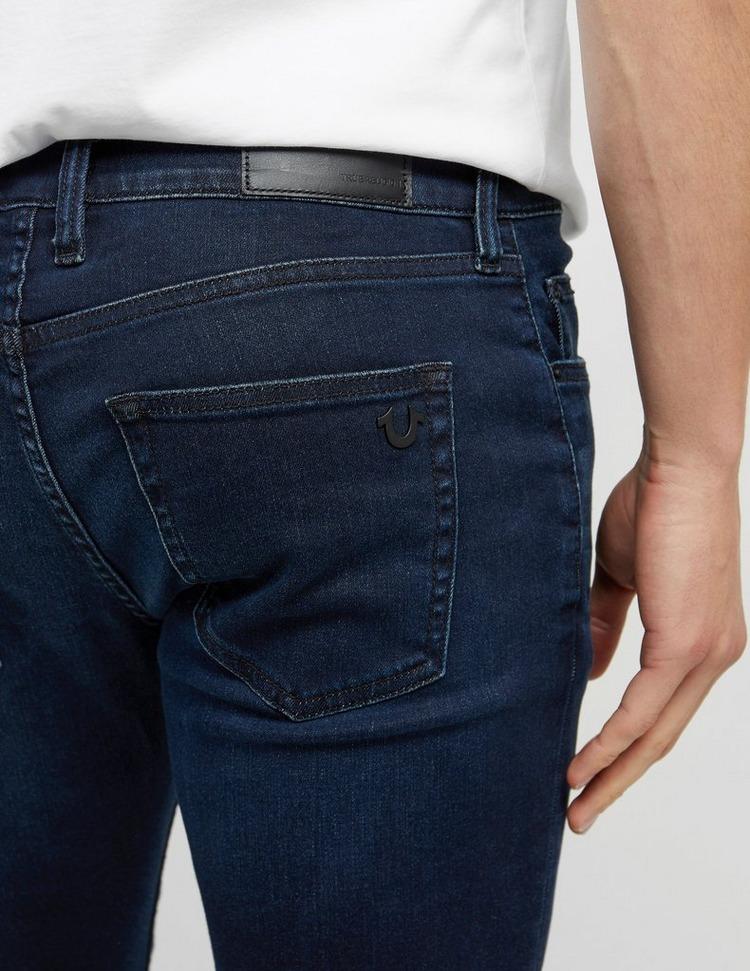True Religion Shoe Skinny Jeans