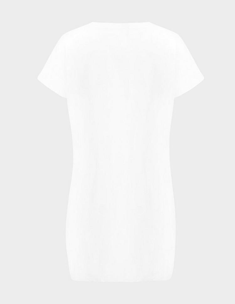 Calvin Klein Swim Logo T-Shirt Dress