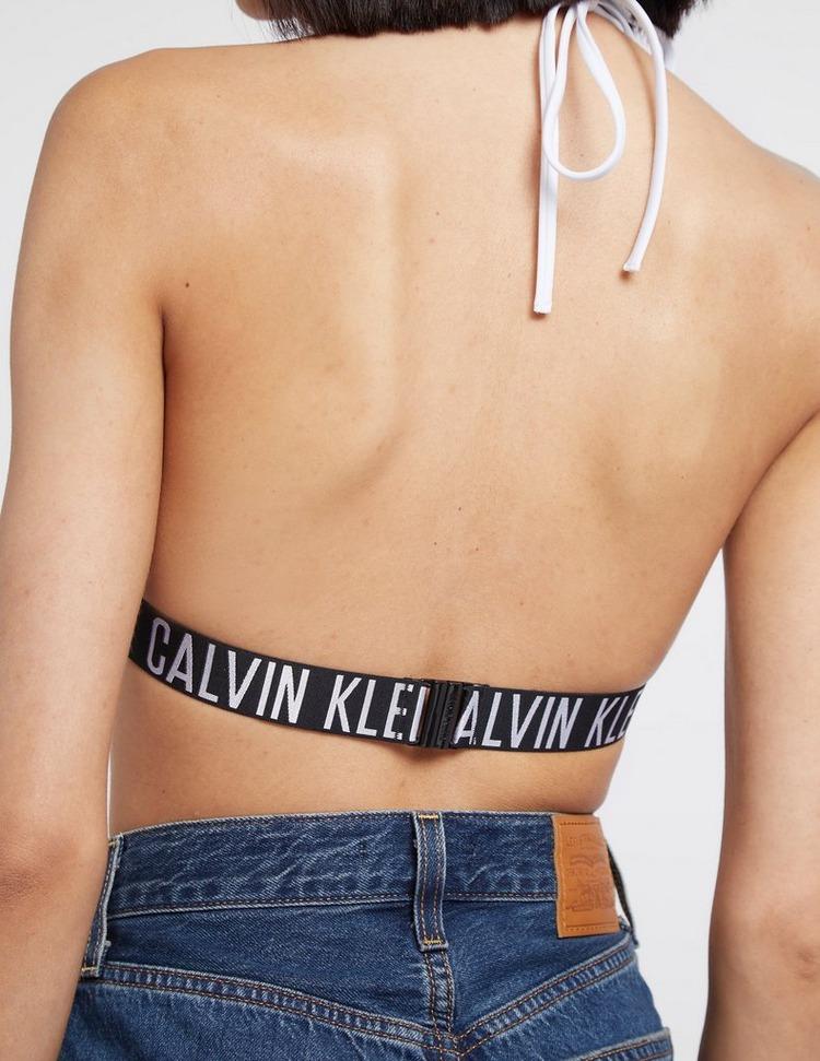 Calvin Klein Swim Power Triangle Bikini Top