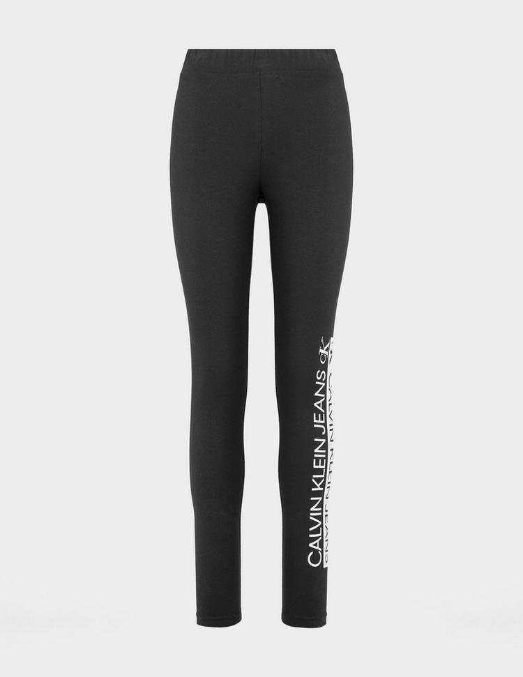 Calvin Klein Jeans Mirror Logo Leggings