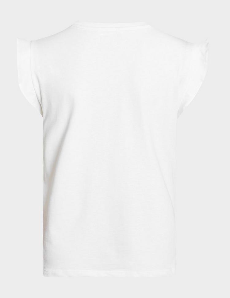Chloe Ruffle T-Shirt