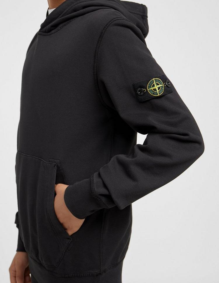 Stone Island Junior Badge Hoodie