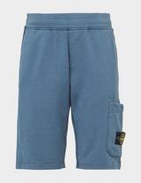 Stone Island Junior Badge Shorts