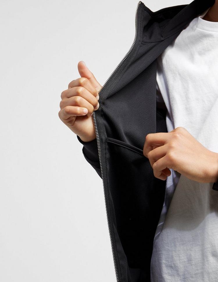 Stone Island Junior Softshell Hooded Padded Jacket