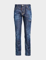 Dsquared2 Off Wash Denim Jeans
