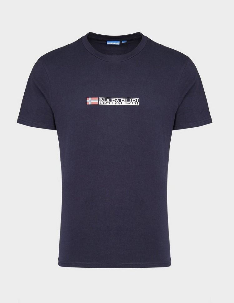 Napapijri Core Central Logo T-Shirt
