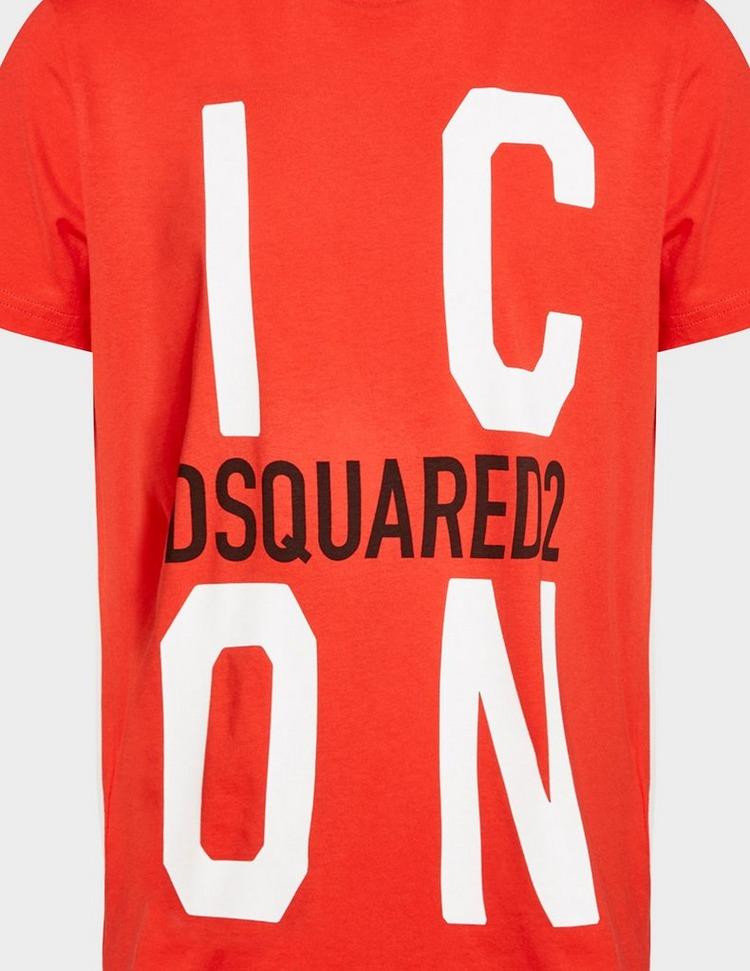 Dsquared2 Icon Logo T-Shirt