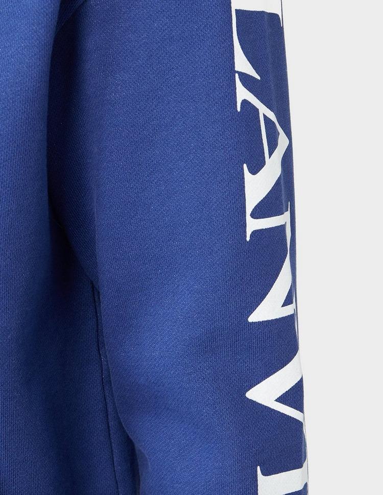 Lanvin Logo Arm Hoodie