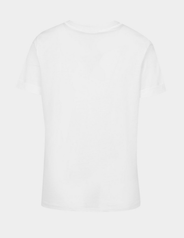 Calvin Klein Womenswear Zebra Print T-Shirt