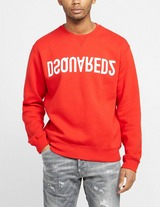 Dsquared2 Flipped Logo Sweatshirt
