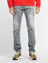 Dsquared2 Cool Whisker Jeans