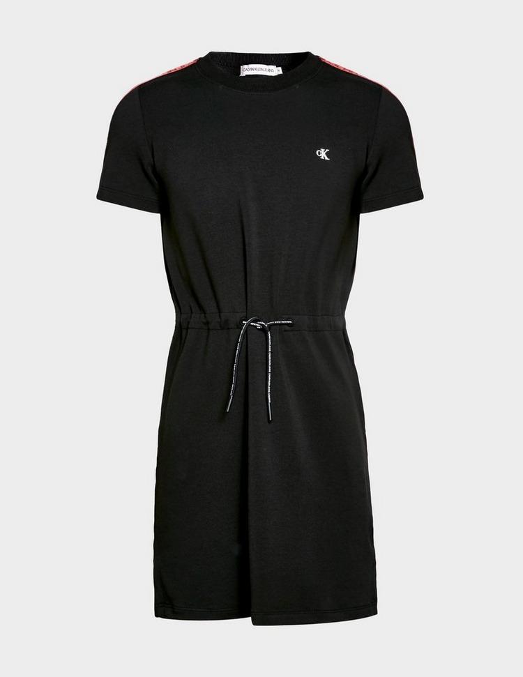 Calvin Klein Jeans Logo Tape Dress