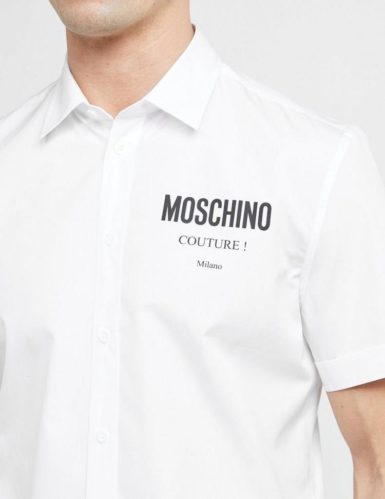 Moschino Short Sleeve Shirt