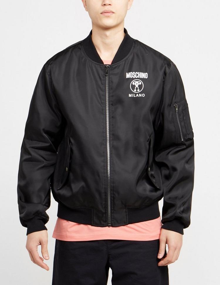 Moschino Milano Bomber Jacket