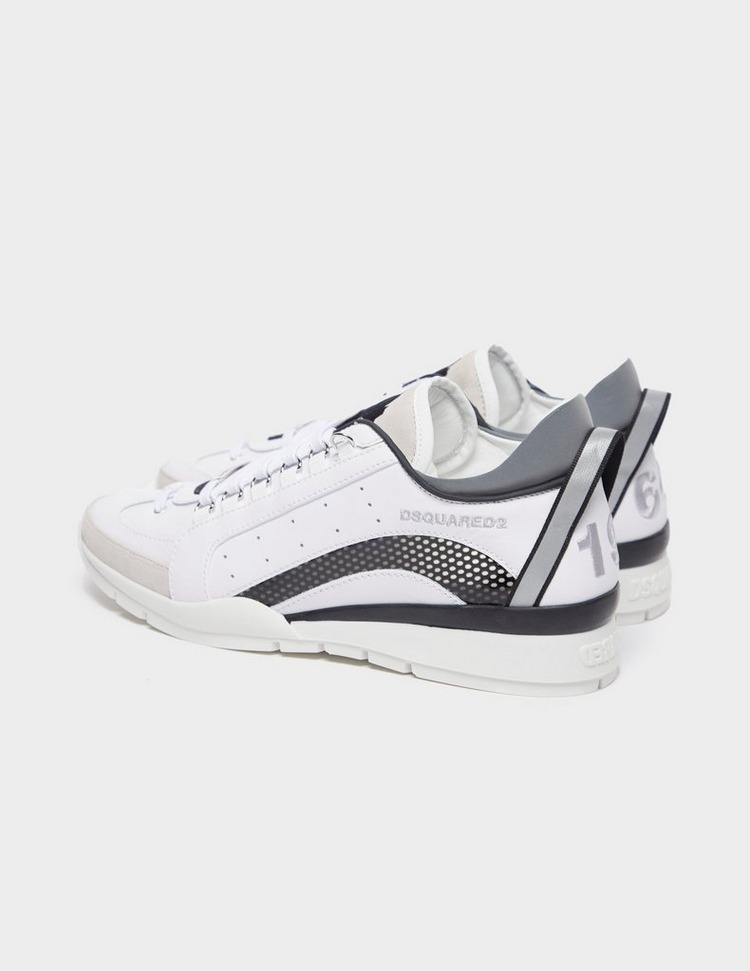 Dsquared2 Leather Performance Runners