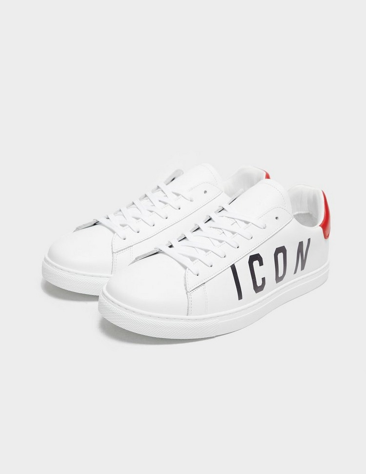 Dsquared2 Icon Court Trainers